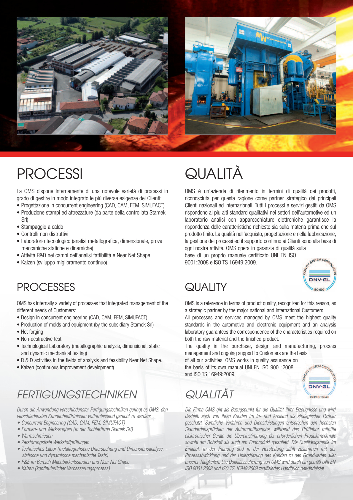 Brochure OMS SpA - pag 2
